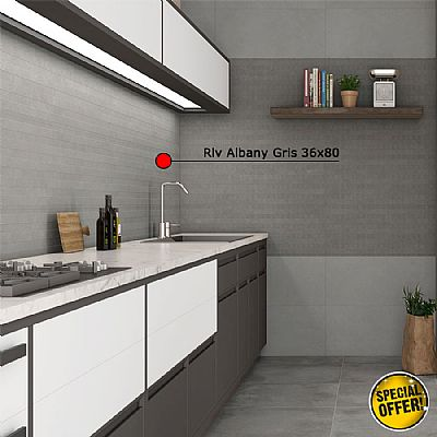 Rlv Albany Gris 36x80