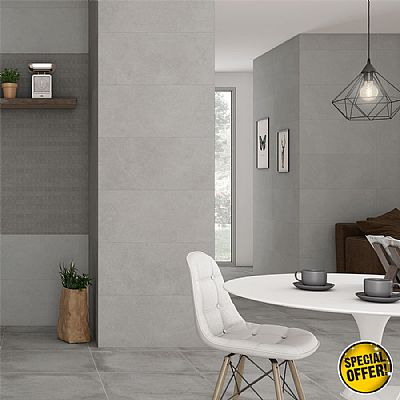 albany gris 36x80