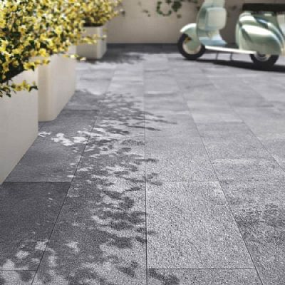 Vulcano grey 30x60 Porcelain, anti-slip