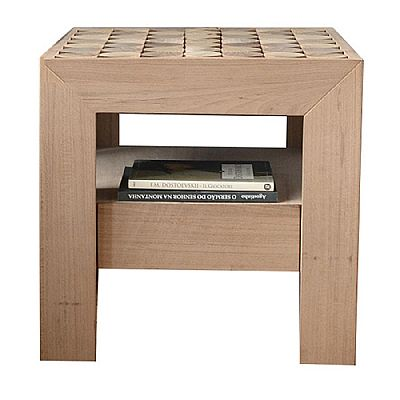 Sofia Bedside table with drawer (κομοδίνο)
